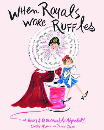 When Royals Wore Ruffles book cover